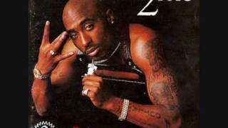 2pac - Ambitionz As A Ridah (HQ+Lyrics)
