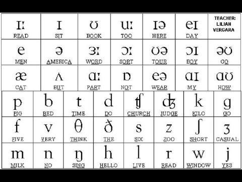 Как быстро выучить транскрипции английского языка