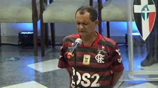 #27 - Devocional da Quarta | Rev. Robson Ramalho
