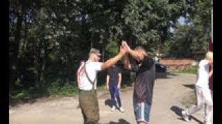 Уроки рукопашного боя. Часть1.