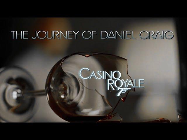 Journey of Daniel Craig - Casino Royale ♣️♦️♠️