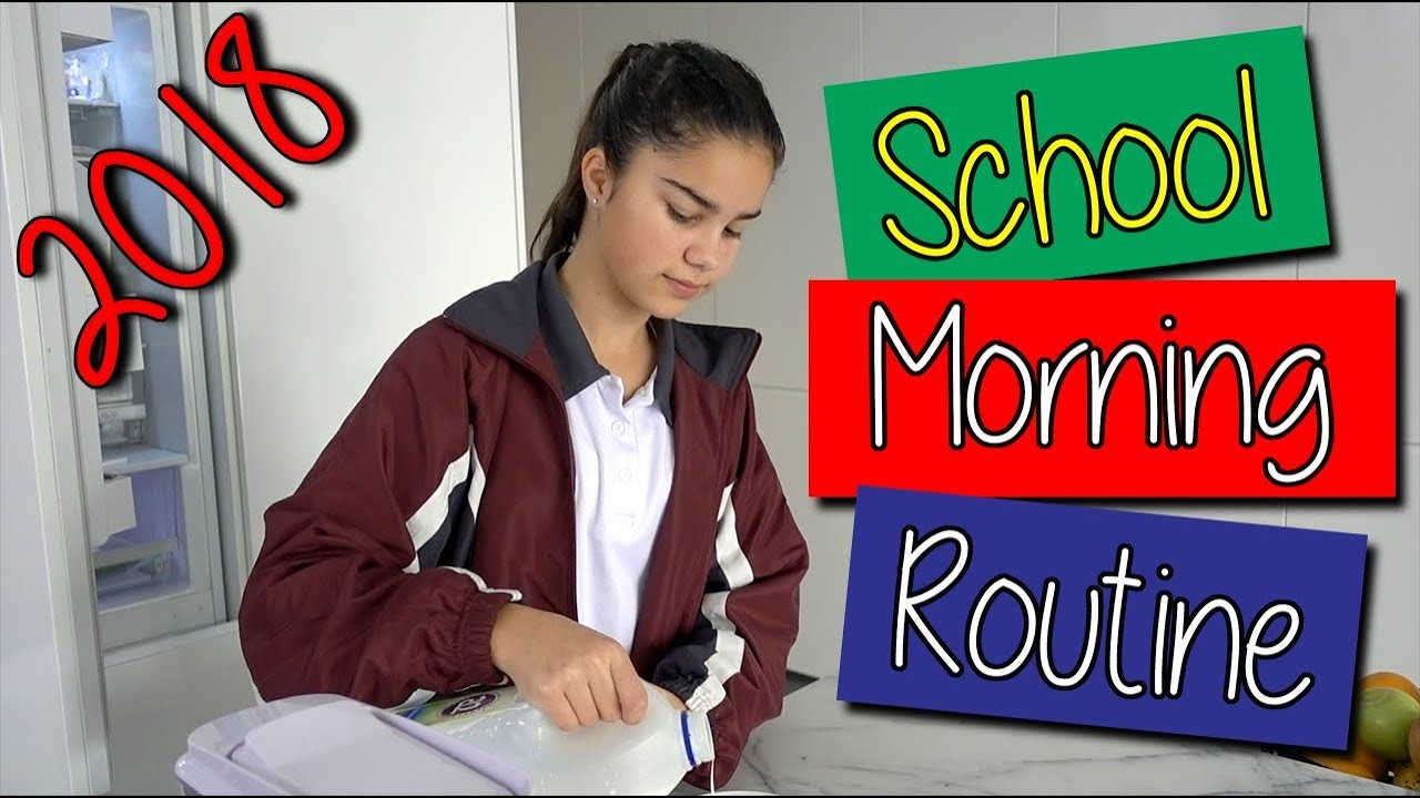 Grace S Room School Morning Routine
