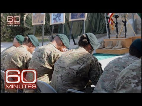 Moment Of Impact: Soldiers Recall Friendly Fire Killing Of U.S. Troops In Afghanistan