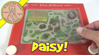 Ohio Art Etch A Sketch Dukes Of Hazard Action Pack Fun Screens - Video 4 of 4