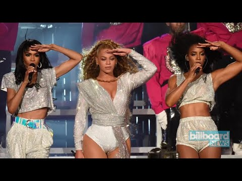 Here's How the Destiny's Child Reunion Came Together for Coachella | Billboard News