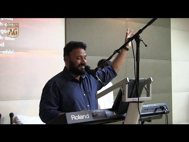 Praise and Worship -English   26 July 2019
