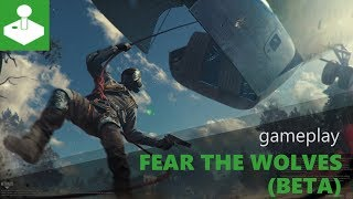 Fear the Wolves - closed beta gameplay (full match) | Sector.sk