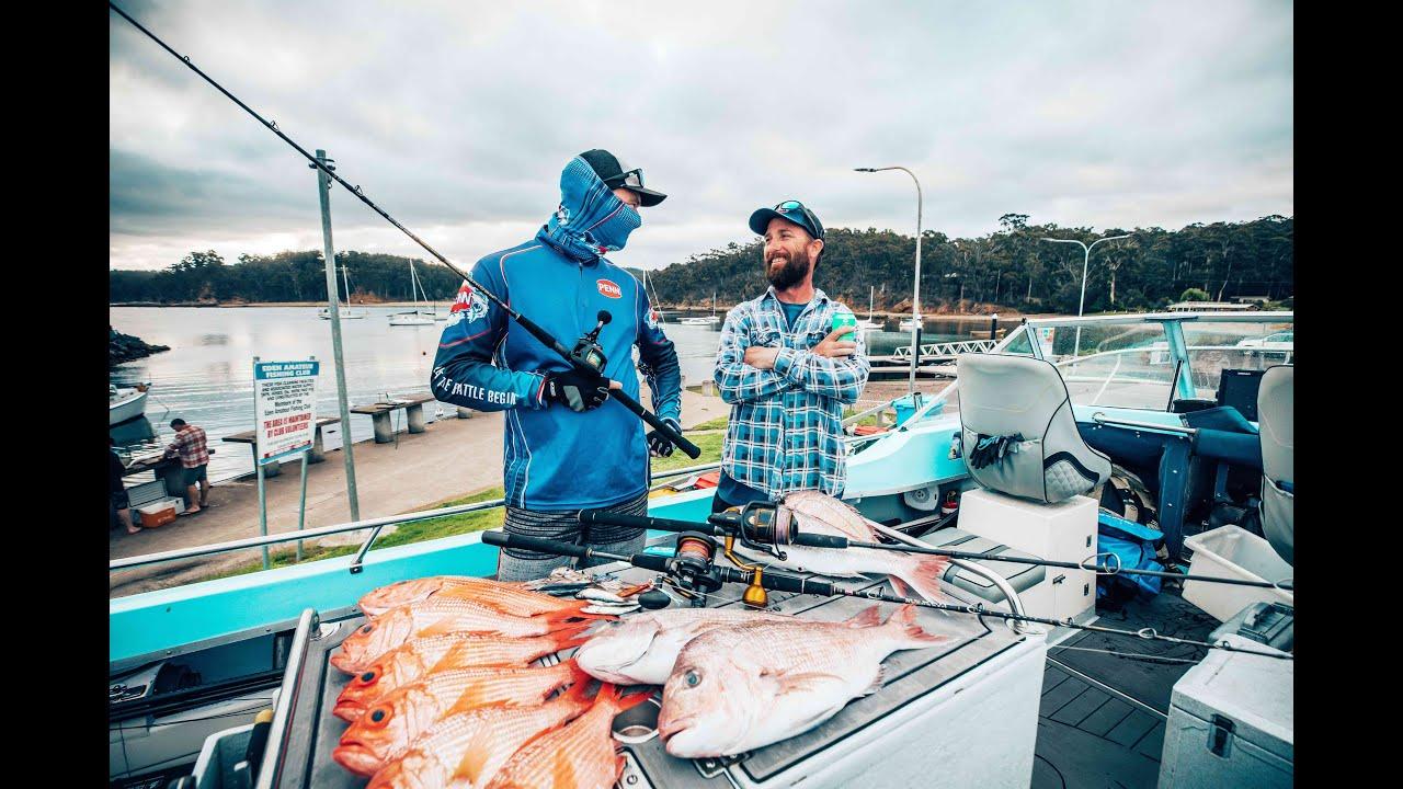 Jigging Ninjas vs Bait Fishermen