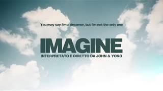 """""""Imagine"""", John Lennon & Yoko Ono. Al cinema solo l'8, il 9 e il 10 ottobre"""