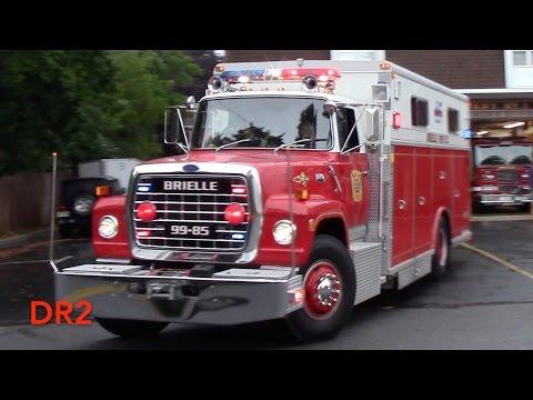 Fire Trucks Responding Compilation Part 14