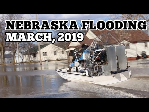 NEBRASKA FLOODING 2019 (the most important video I've ever made)