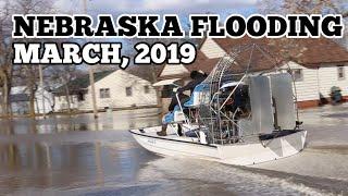 NEBRASKA FLOODING 2019 (the most important video I