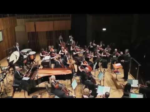 Bohuslav Martinu: Double Concerto for Two String Orchestras, Piano and Timpani