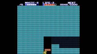 Zelda II - The Adventure of Link - Speedrun - Part 1 - User video