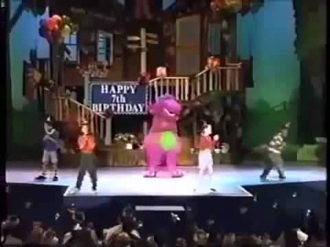 Barney In Outer Space 1998 Version Part 3