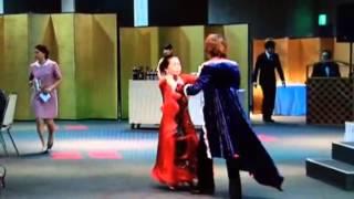 Me Dancing TANGO 全日本洋鳥クラブ 記念パーティーで ダンスを踊らさせ...