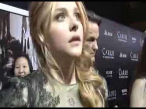 Chloë Grace Moretz, Julianne Moore & Kimberly Peirce - 'Carrie' World Premiere - October 7, 2013