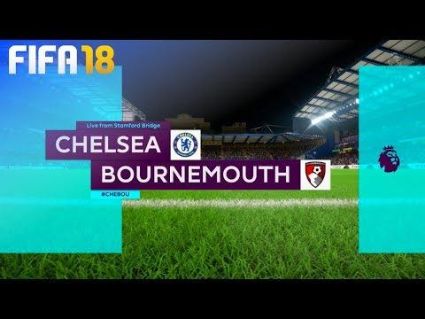 FIFA 18 - Chelsea vs. AFC Bournemouth @ Stamford Bridge