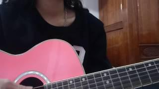 Là Do Em guitar cover by Hường Kẹo