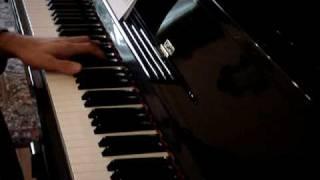 X Japan - Silent Jealousy - piano