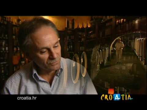 Croatia Tourism wine