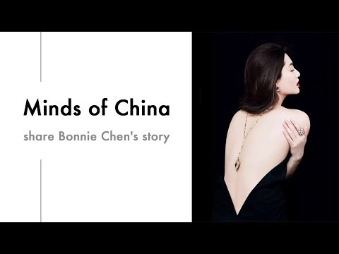 Live: Minds of China share their stories 中国说 演讲嘉宾超模陈碧舸