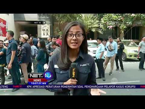 Live Report, Pemangilan Amien Rais Sebagai Saksi Kasus Ratna Sarumpaet- NET 10