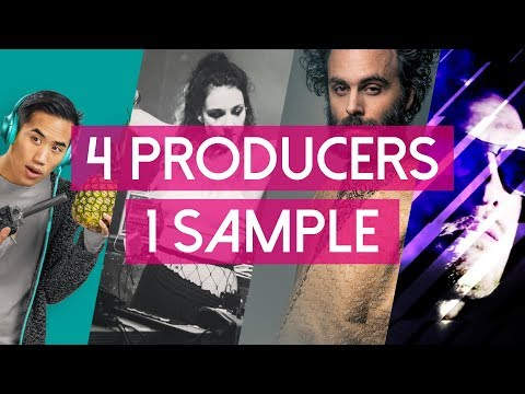 4 Producers 1 Sample Challenge (Ableton Walkthrough)