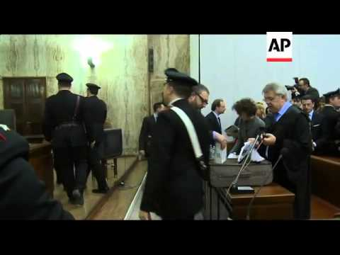 Italian court ends corruption case against Berlusconi, lawyer reax