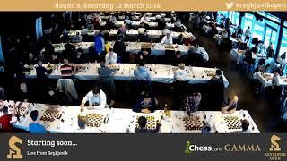 2016 Reykjavik Open Round 6