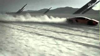 Lamborghini Aventador LP700-4, official commercial video