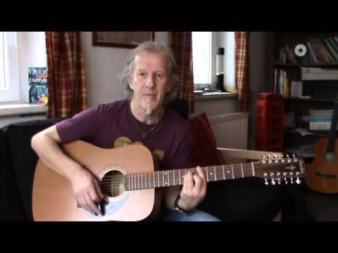san francisco: (scott mckenzie): guitar lesson for beginners