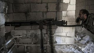 Private Group Sought to Arm Syrian Rebels