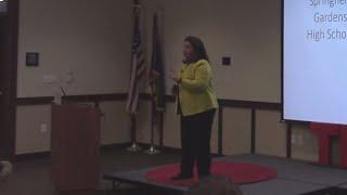 Community Leaders: Public Higher Education | Johanna Duncan-Poitier | TEDxFMCC