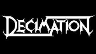 Decimation - Never Forgiven