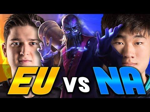 Pobelter - EU vs. NA SHOWDOWN | INSANE COMEBACK ft. Febiven and Mithy