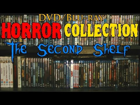 Horror Collection - DVD/Blu ray Overview - Part 2: The Second Shelf