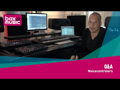 Noisecontrollers Q&A Bax Music