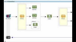 hl7 to salesforce com integration demo