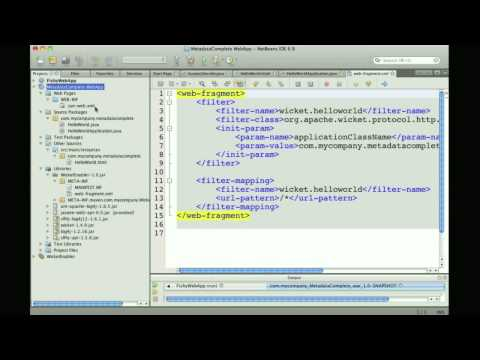 Servlet 3 0, Fragments And Web Xml To Rule Them All