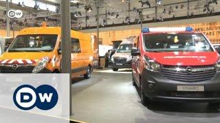 معرض السيارات الدولي - مركبات تجارية 2016 | عالم السرعة