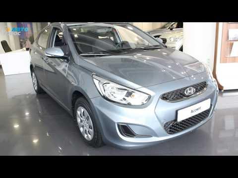 Коврики в салон для Hyundai Accent 2011- (RB) (Avto-Gumm) видео обзор