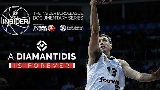 A Diamantidis is forever - Euroleague Documentaries Series by Turkish Airlines