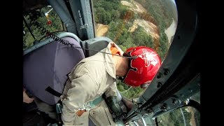 Sky-Crane Flying The Jungle Peru