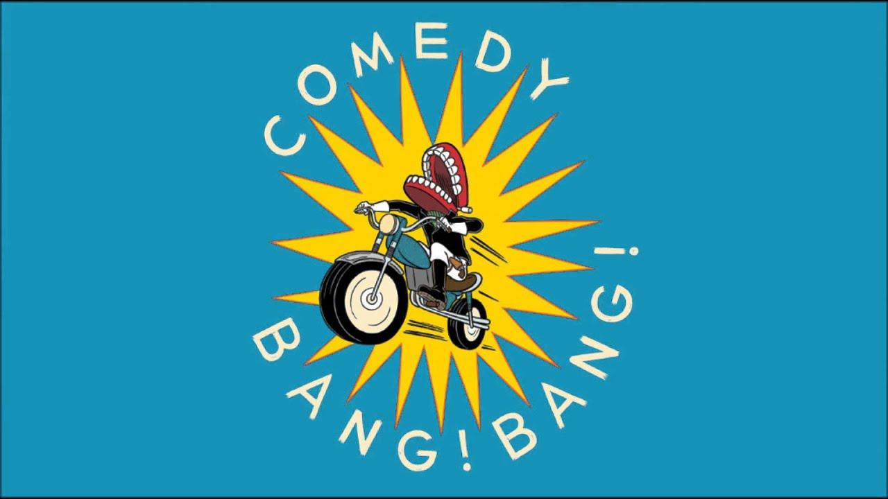Comedy Bang Bang - Richard Harrow Takes Over Would You
