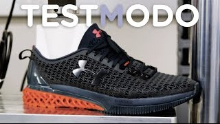 We Beat Up Under Armour's New 3D-Printed Shoe and It Survived thumbnail
