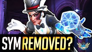Overwatch - Sym 2.0 Removed From OWL? / Overwatch 2?