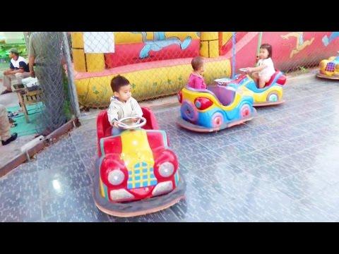 Em tập lái ô tô -nhạc thiếu nhi 2015-kids cars