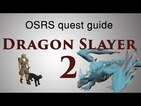 [OSRS] Dragon Slayer 2 quest guide