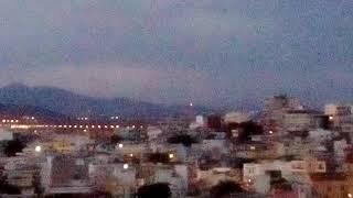 Η φωτιά στη Ραφήνα από το Κορωπί μέσω του Koropi Press Web TV